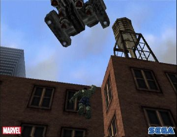 Immagine -5 del gioco L'Incredibile Hulk per Playstation 2