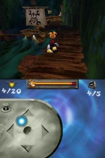 Immagine -3 del gioco Rayman DS per Nintendo DS