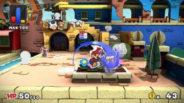 Immagine -10 del gioco Paper Mario: Color Splash per Nintendo Wii U