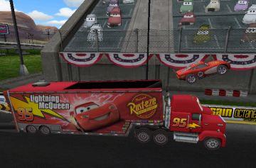 Immagine -4 del gioco Cars Race-O-Rama per Nintendo Wii