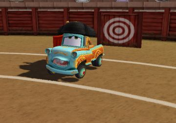Immagine -3 del gioco Cars Race-O-Rama per Nintendo Wii