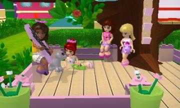 Immagine -4 del gioco LEGO Friends per Nintendo DS