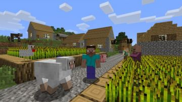 Immagine -3 del gioco Minecraft per Nintendo Wii U