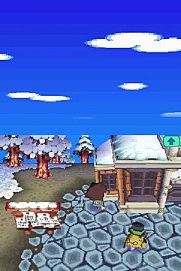 Immagine -3 del gioco Animal Crossing: Wild World per Nintendo DS