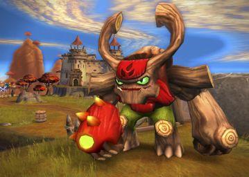 Immagine -2 del gioco Skylanders Giants per Nintendo Wii