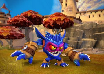Immagine -1 del gioco Skylanders Giants per Nintendo Wii