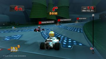 Immagine -2 del gioco F1 Race Stars per PlayStation 3
