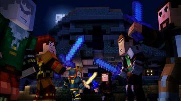 Immagine -3 del gioco Minecraft: Story Mode per Nintendo Wii U