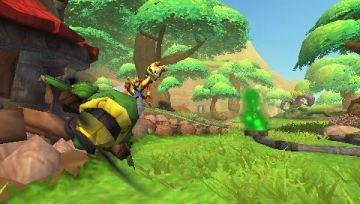 Immagine -4 del gioco Daxter per PlayStation PSP