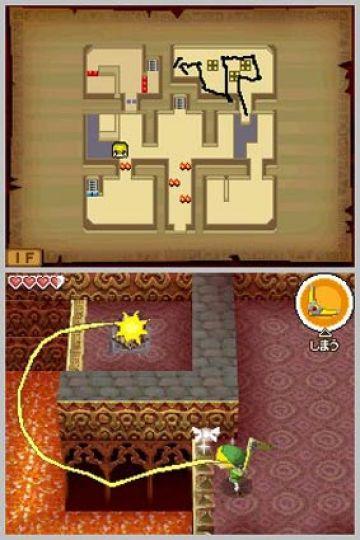 Immagine -4 del gioco The Legend of Zelda: Phantom Hourglass per Nintendo DS
