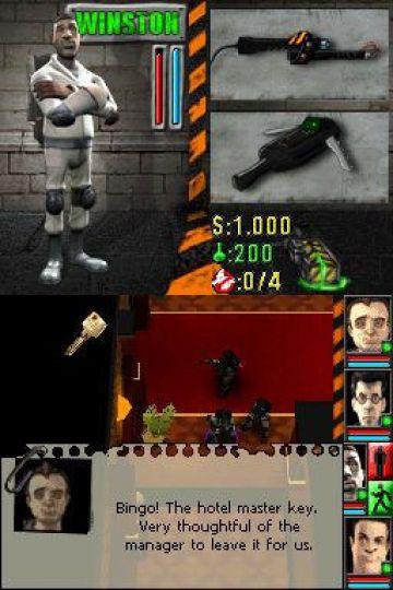 Immagine -2 del gioco Ghostbusters: The Video Game per Nintendo DS