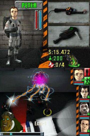 Immagine -1 del gioco Ghostbusters: The Video Game per Nintendo DS
