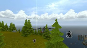 Immagine -1 del gioco Dragon Trainer 2 per Nintendo Wii