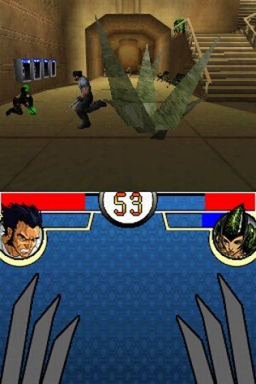 Immagine -17 del gioco Marvel Nemesis: L'Ascesa degli Esseri Imperfetti per Nintendo DS
