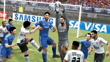 Immagine -5 del gioco Pro Evolution Soccer 2013 per PlayStation PSP