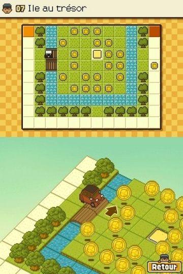 Immagine -1 del gioco Il Professor Layton e il Futuro Perduto per Nintendo DS