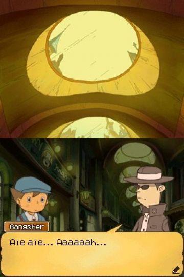 Immagine 0 del gioco Il Professor Layton e il Futuro Perduto per Nintendo DS