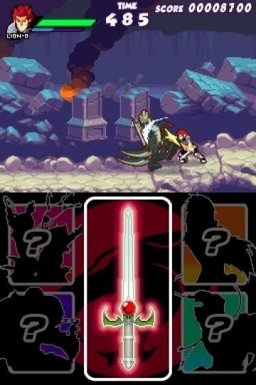 Immagine -4 del gioco Thundercats per Nintendo DS