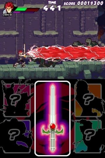 Immagine 0 del gioco Thundercats per Nintendo DS