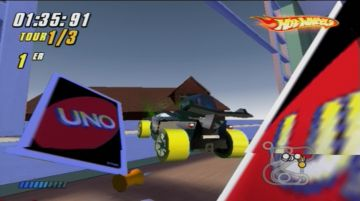 Immagine -5 del gioco Hot Wheels Beat That! per PlayStation 2