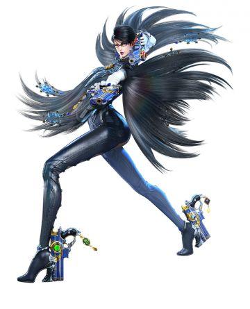 Immagine -4 del gioco Bayonetta 2 per Nintendo Wii U