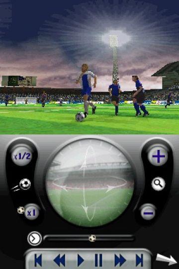 Immagine -9 del gioco FIFA 07 per Nintendo DS