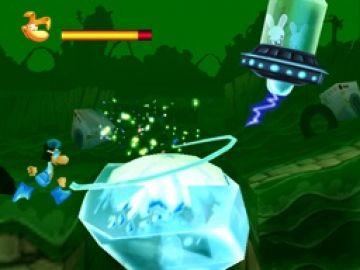 Immagine -5 del gioco Rayman Raving Rabbids per Nintendo DS