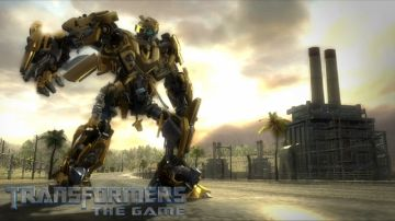 Immagine -15 del gioco Transformers: The Game per Nintendo Wii