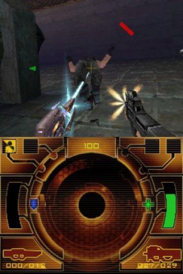 Immagine -4 del gioco GoldenEye: Rogue Agent per Nintendo DS