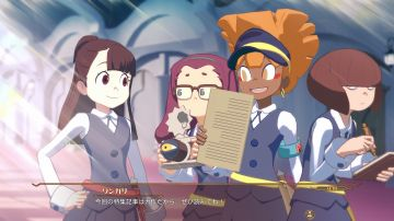 Immagine 0 del gioco Little Witch Academia: Chamber of Time per PlayStation 4