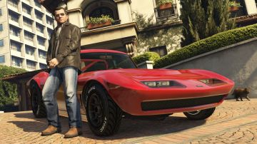 Immagine -3 del gioco Grand Theft Auto V - GTA 5 per PlayStation 4