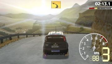 Immagine -4 del gioco WRC World Rally Championship per Playstation PSP