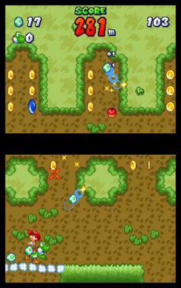 Immagine -14 del gioco Yoshi Touch & Go per Nintendo DS