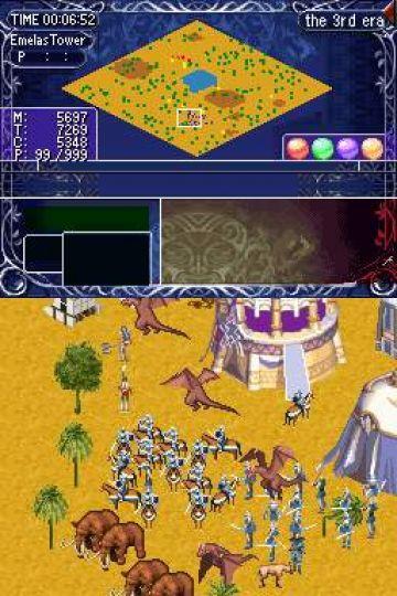 Immagine -3 del gioco Ys Strategy per Nintendo DS