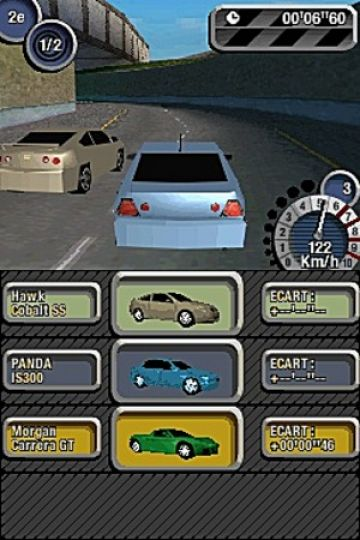 Immagine -2 del gioco Need for Speed Most Wanted per Nintendo DS