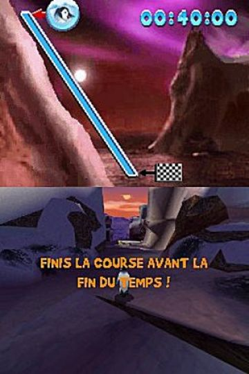 Immagine -13 del gioco Happy Feet per Nintendo DS