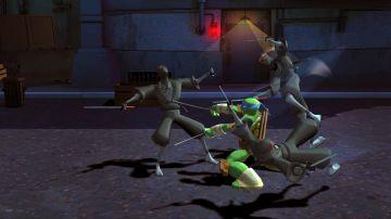 Immagine -4 del gioco Nickelodeon: Teenage Mutant Ninja Turtles per Xbox 360