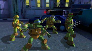 Immagine -5 del gioco Nickelodeon: Teenage Mutant Ninja Turtles per Xbox 360