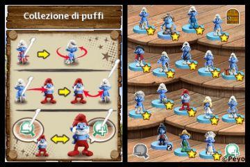 Immagine -4 del gioco I Puffi 2 per Nintendo DS