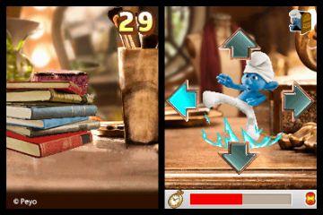 Immagine -3 del gioco I Puffi 2 per Nintendo DS