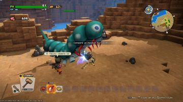 Immagine 0 del gioco Dragon Quest Builder 2 per PlayStation 4