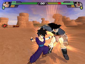 Immagine -3 del gioco Dragon Ball Z - Budokai Tenkaichi 3 per PlayStation 2
