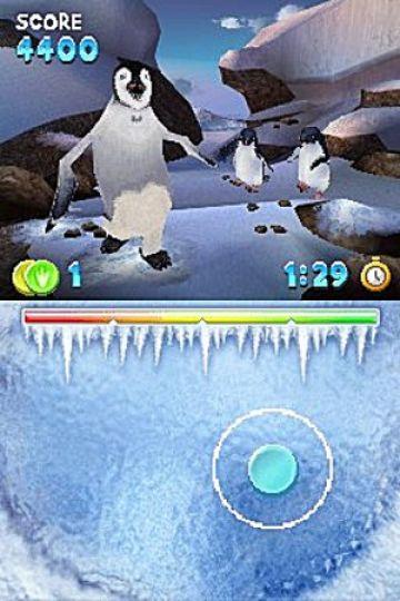 Immagine -17 del gioco Happy Feet per Nintendo DS