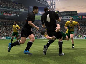 Immagine -3 del gioco Rugby 08 per PlayStation 2