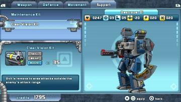 Immagine -5 del gioco Mytran Wars per PlayStation PSP