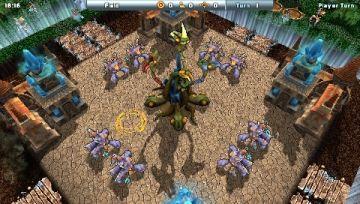 Immagine -3 del gioco Mytran Wars per PlayStation PSP