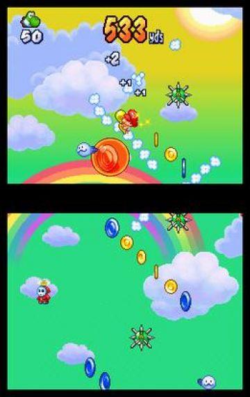 Immagine -15 del gioco Yoshi Touch & Go per Nintendo DS