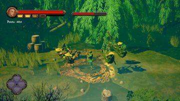 Immagine -1 del gioco 9 Monkeys of Shaolin per PlayStation 4