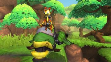 Immagine -5 del gioco Daxter per PlayStation PSP