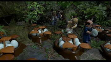 Immagine -4 del gioco LEGO Jurassic World per PlayStation 3